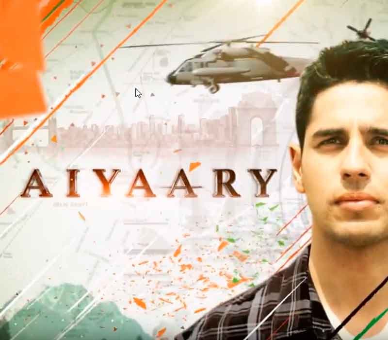Aiyaary End Page