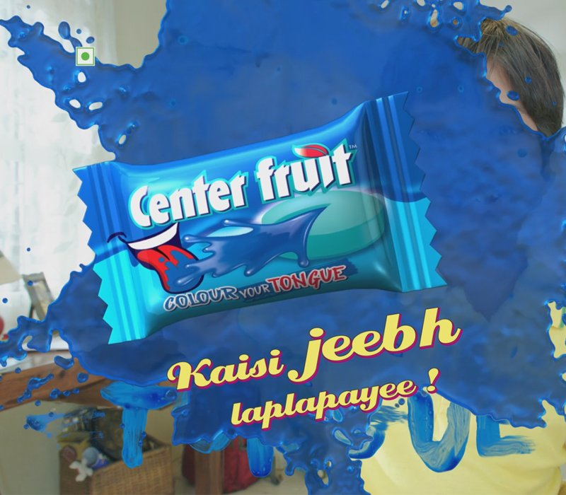 Center Fruit TVC