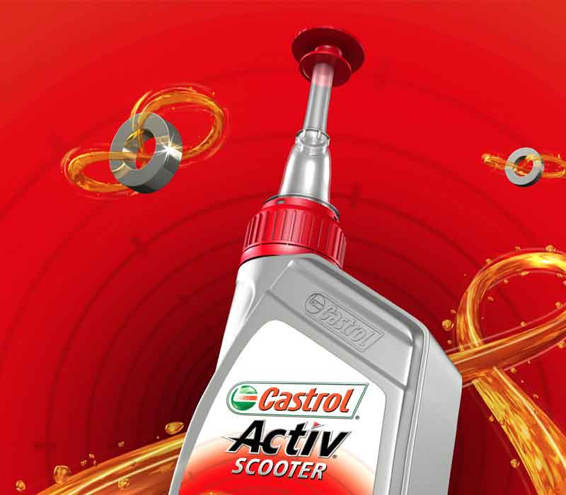 Castrol Red